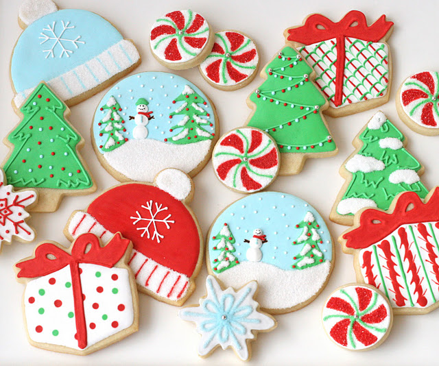 Christmas Cookie Favorites Of Hadley Collectors Discovering Hadley