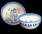 Hadley stoneware bowl falala